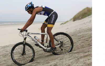 Nationale titelstrijd Cross Triathlon terug op Ameland