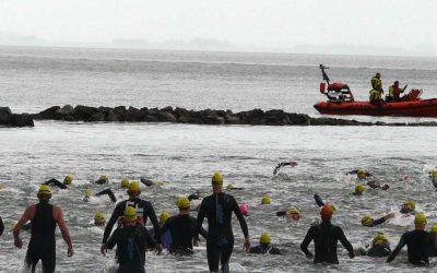 Sandra Wassink  en Marc Hamersma prolongeren hun titels  bij de 16e Tri-Ambla, Sailfish Cross Triathlon op Ameland