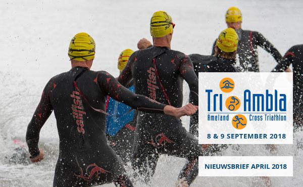 Tri-Ambla CrossTriathlon op 8 & 9 september 2018