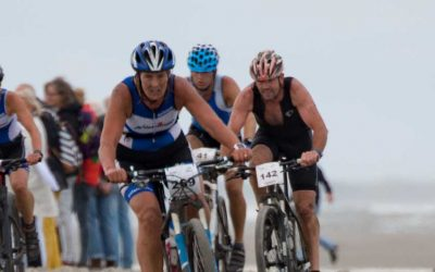Nederlands Kampioenschap Cross Triathlon op 9 september 2018 op Ameland